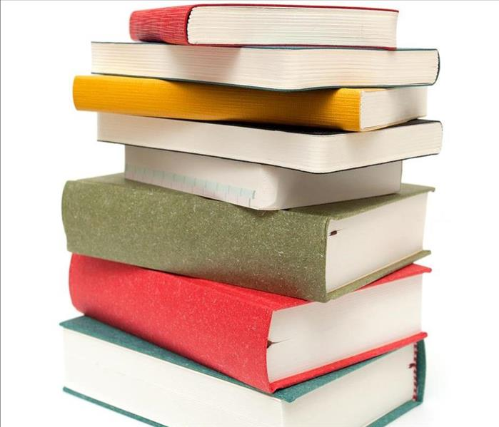 Mold Remediation Prevent Mold Damage When Storing Books In Castle Rock