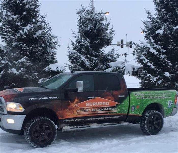 Storm Damage SERVPRO helps customers in Boise, ID