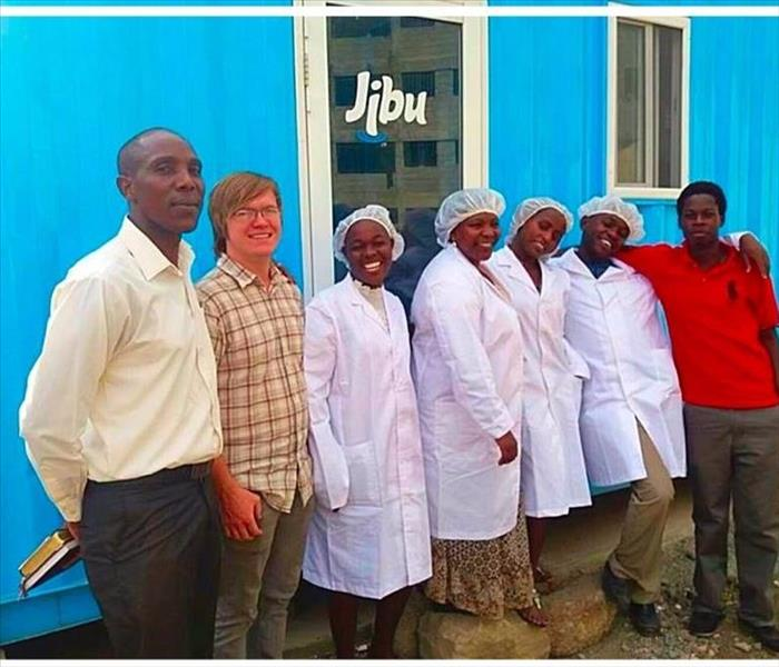 Community Transformationsl Ventures-Jibu Clean Water Business Project