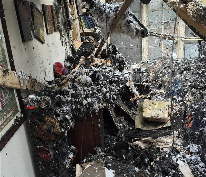 Fire Damage The Reason You Need SERVPRO's Help After a Fire