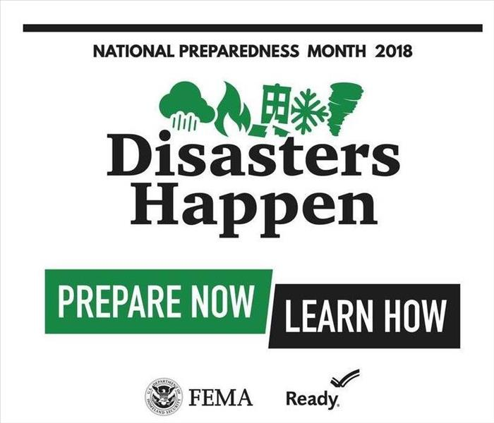 Commercial National Preparedness Month