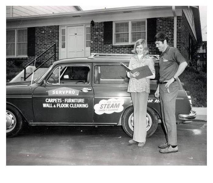 General SERVPRO History
