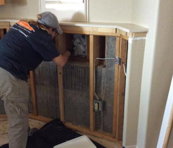 Water Damage Mitigation and Restoration
